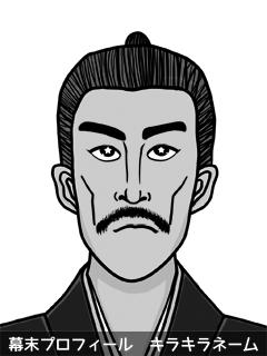維新志士 板沢 奏夢 (いたざわ りずむ)のイラスト画像
