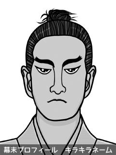 維新志士 松平 姫星 (まつだいら きてぃ)のイラスト画像