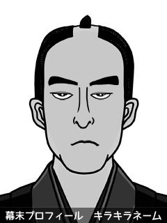 維新志士 永藤 虞吏戸 (ながとう ぐりこ)のイラスト画像