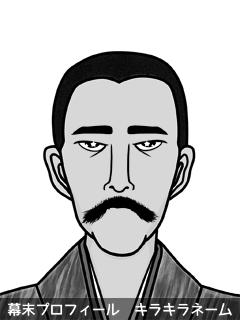 維新志士 藤田 栗凛 (ふじた くりりん)のイラスト画像