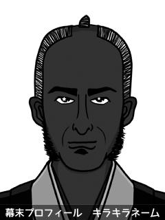 維新志士 沖田 寝流 (おきた ねる)のイラスト画像
