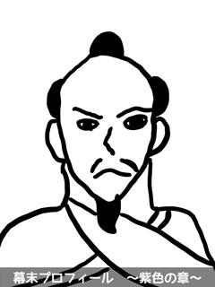 維新志士 徳川斉昭のイラスト画像