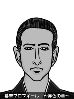 遠藤謹助のイラスト画像