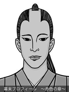維新志士 沖田総司のイラスト画像