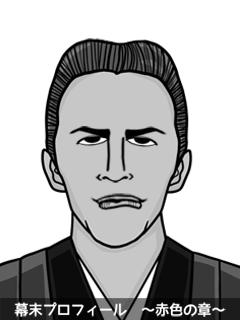 維新志士 ジョン万次郎のイラスト画像