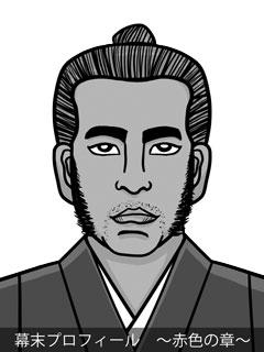 後藤象二郎のイラスト画像